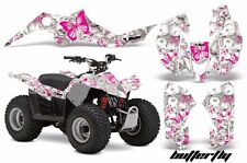 AMR Racing Suzuki LTZ 50 Quad Graphics Kit ATV Sticker Decals 06-09 BUTTERFLY PW