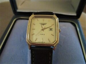 Men's Longines  Wristwatch - Box & Papers