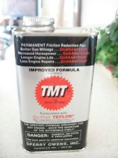 1 CAN VINTAGE TMT DUPONT TEFLON THE MOTOR TREATMENT 8 fl oz can