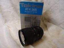 Tokina Zoom Camera Lenses 28-85mm Focal