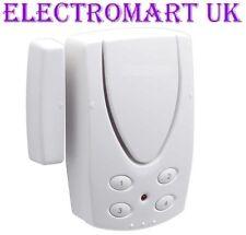Programmable de sécurité porte d'entrée sortie magnétique Contacts Système d'alarme 130BD Loud