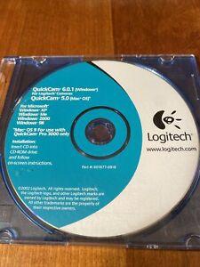 Logitech QuickCam 6.0.1