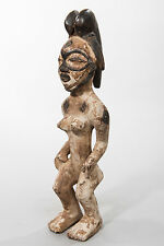 Lumbo Female Figure, Gabon, African Tribal Sculpture, African Art