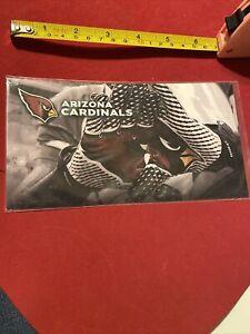Arizona cardinals sticker - GLOVES