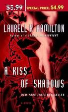 A Kiss of Shadows by Laurell K. Hamilton Paperback Meredith Gentry series book1