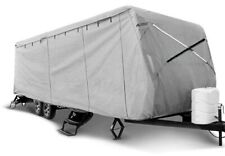 Leader Accessories Travel Trailer RV Cover Fits 30'-33' Trailer Camper 5 Layer