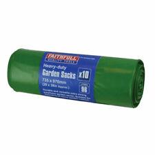 Faithfull FAIBAGGS10HD Heavy-duty Strong Garden Sacks (10)