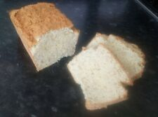 Almost no Carb KETO bread mix makes 500g loaf ketogenic diet COCONUT FLOUR
