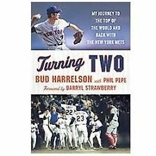 TURNING TWO - BUD HARRELSON WITH PHIL PEPE (HARDCOVER)