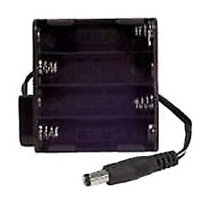8AA Battery Pack 12V External Power for DOD GS600 GS300 GPS Dash Camera