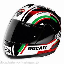 Ducati Corse 2012 Helmet ARAI size L - DUCATI Casco Arai RX GP-7 tg L 2012/13 -