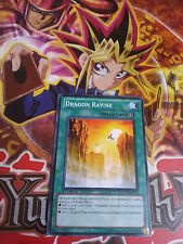 Carte Yu-Gi-Oh! Ravin des Dragons SDDL-EN021 dragon ravine