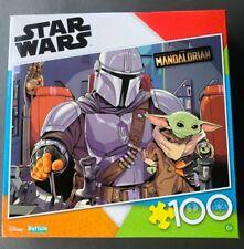 ✨Star Wars The Mandalorian Baby Yoda The Child - 100 Piece Puzzle Buffalo Games