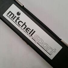 "Mitchell TrueGrip Sports 2 PCE Pool Snooker Billiards Cue 57"" & Case - Silver"