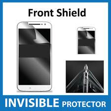 Motorola Moto G4 Protector de pantalla frontal invisible Escudo Militar Grado