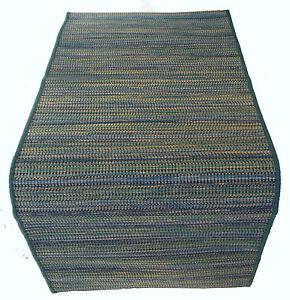 MISSONIHOME MAT RUG CARPET JUTE  WOOL COTTON CARIOCA T309 AMAZONE 1.8x 4' 55x120
