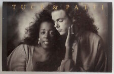 TUCK & PATTI: Love Warriors [Cassette] 1989 Wyndham Hill Records Jazz Pop Guitar