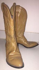 Hondo Men's Cowboy Boots 9 D