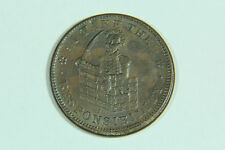 Hard Times Token 70 I Take The Responsibility Roman Firmness The Constitution