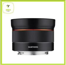 Samyang AF 24mm F2.8 Sony E Mount Wide Angle Lens Brand New Jeptall