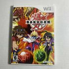 Bakugan Battle Brawlers (Nintendo Wii, 2009) Complete Video Game Free Ship