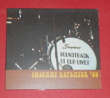 Soundtrack Of Oure Lives - Instant repeater '99 (Digipak) -- Maxi-CD / Indie