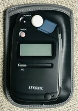 Sekonic Flashmate L-308 B Light Meter