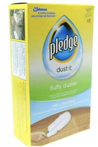 Pledge Fluffy Dusters Refills (20)