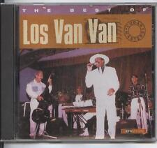 Los Van Van - The Best Of (CD Album)