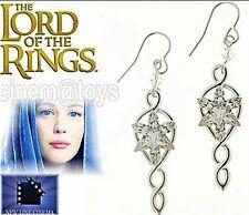 Lord of the Rings Orecchini Arwen Earrings Originali Il Signore Degli Anelli