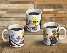 mug / tasse FINAL FANTASY 10 X - TIDUS - YUNA - AURON