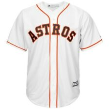 Mens Houston Astros Alex Bregman Majestic Jersey Cool Base sz M