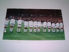 LEEDS UNITED FC 1972 FA CUP FINAL TEAM BILLY BREMNER JACK CHARLTON ALLAN CLARKE