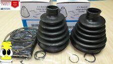 Inner & Outer CV Axle Boot Kit for Ford Ranger w/ 4wd 4x4 1998-2003 EMPI