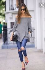 Lucca Couture Off The Shoulder Dress/Top Black--L