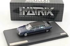 Citroen CX Prestige Tissier Limousine DDR 1986 1:43 (MX40304-071) - Matrix 1:43