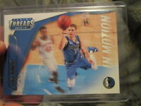 2018-2019 PANINI THREADS LUKA DONCIC IN MOTION #15