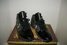 9da2e74079a7 Converse Defcon Men s Sneakers RARE Black Gunmetal Patent Size 11M
