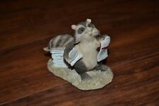 G16- Charming Tails Silvestri Extra Extra Raccoon