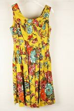 Joules Sunbird Floral Summer Dress Sz 10