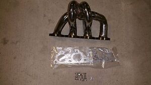 D16 Turbo Manifold 1988-2000 Honda Civic CRX Del Sol D15 D16 SOHC GT28 FLANGE