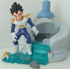 Dragon Ball Z Imagination 7 Vegeta Diorama Gashapon Figure Super GT Kai PS2