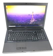 "Dell Precision M6800 17"" Laptop 4th Gen Core i7, K4100M, 480GB 16GB Warranty VAT"