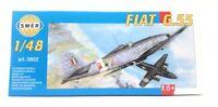 SMER Modellbau Kunststoff Modellbausatz Militär 1:48 Flugzeug FIAT G55