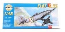 SMER Plastic Model Kit 1/48 Military Airplane FIAT G55