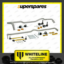 Whiteline F and R Sway Bar - Vehicle Kit BWK019 For Audi Volkswagen