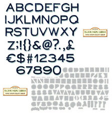 Sizzix Alphabet Dies in Other Scrapbooking Die Cutting & Embossing