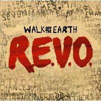 WALK OFF THE EARTH - R.E.V.O.  CD NEU