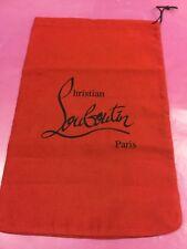Christian Louboutin Presentation Storage Dust Bag 24cm x 37cm