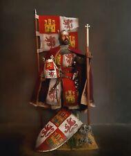 "12"" CUSTOM ALFONSO X, MEDIEVAL KING & KNIGHT OF CASTILE & LEON 1/6 FIGURE IGNITE"